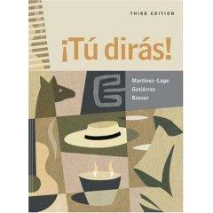 9780838452424: Tu Diras! (Spanish Edition)