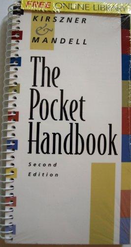 9780838452509: Pocket Holt Handbook + InfoTrac