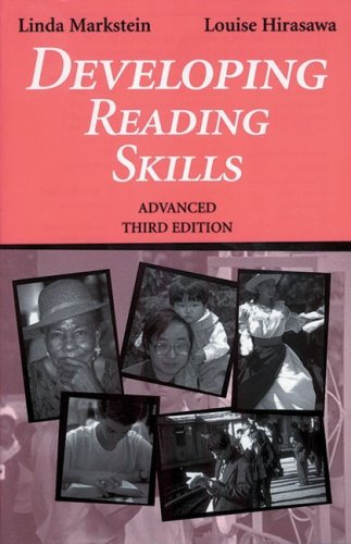 9780838452769: Developing Reading Skills: Advanced