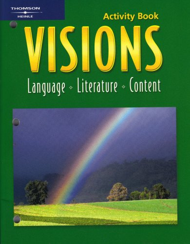 Visions Activity Book A: McCloskey, Mary Lou; Stack, Lydia
