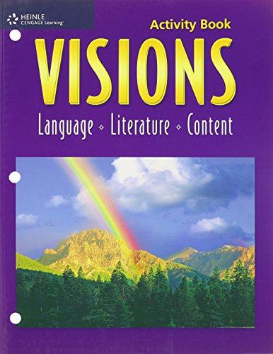 9780838453469: Visions Activity Book C