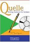 9780838454534: Quelle for Windows: German Writing Assistant Software
