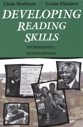 9780838457740: Developing Reading Skills: Intermediate 1, Second Edition