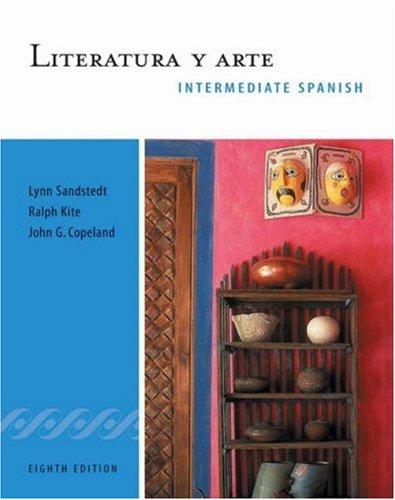 9780838457818: Literatura y arte: Intermediate Spanish Series (The Copeland Series)