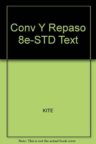 9780838457832: Conv Y Repaso 8e-STD Text (English and Spanish Edition)