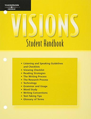 9780838458402: Visions Student Handbook