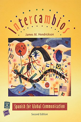 Intercambios (College Spanish Series): Hendrickson
