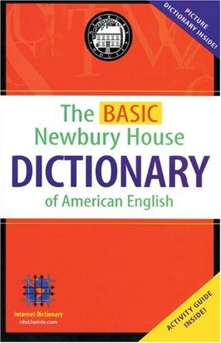 9780838460153: The Basic Newbury House Dictionary of American English
