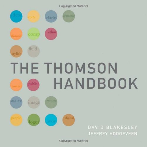 9780838460788: The Thomson Handbook, Comprehensive Edition (Available Titles CengageNOW)
