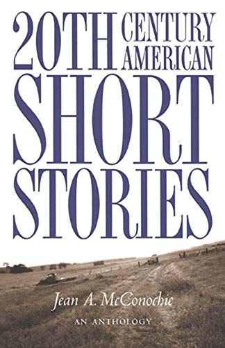 9780838461464: Twentieth-Century American Short Stories: An Anthology