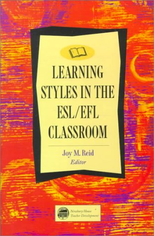 9780838461587: Learning Styles in the ESL/EFL Classroom (College ESL)