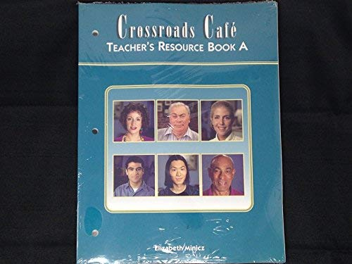 9780838464366: Crossroads Cafe Teachers Resource Package A: Episodes 1-13