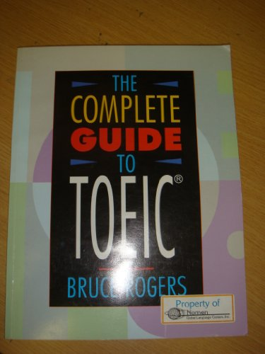 9780838466711: Complete Guide to the TOEIC :