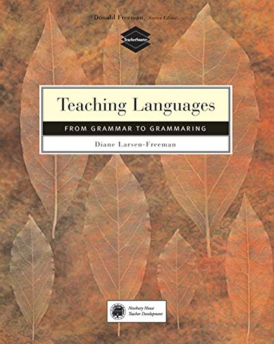 9780838466759: Teaching Language: From Grammar to Grammaring