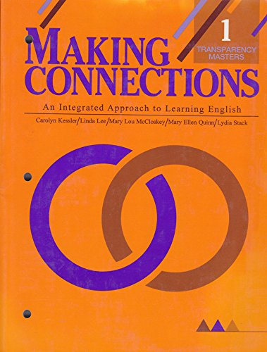 9780838470022: Making Connections: Level 1