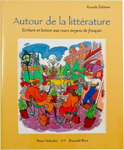 9780838479186: Autour de La Litterature