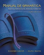 9780838493854: Manual De Gramatica (English and Spanish Edition)