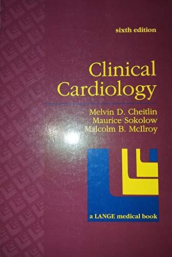 9780838500125: Clinical Cardiology
