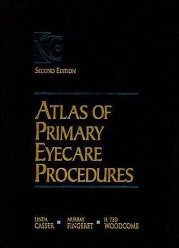 9780838502570: Atlas of Primary Eyecare Procedures