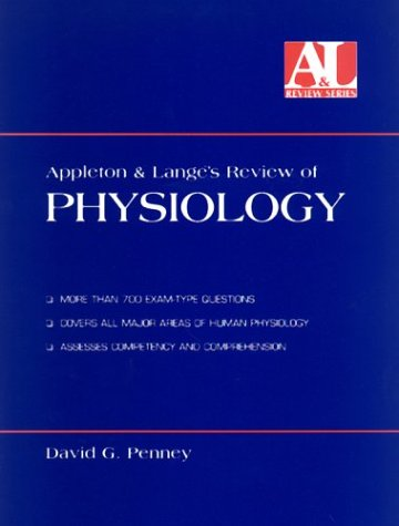 9780838502747: Appleton and Lange's Review of Physiology