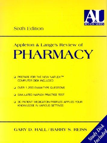 9780838502815: Appleton and Lange's Review of Pharmacy