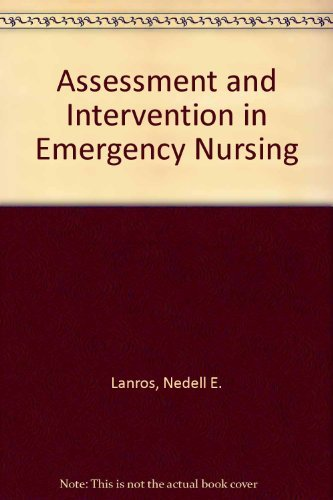 9780838504352: Assessment and Intervention in Emergency Nursing