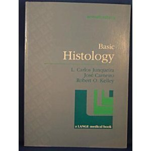 9780838505762: Basic Histology, Seventh Edition
