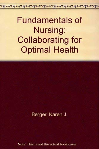 9780838512135: Fundamentals Of Nursing
