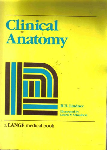 9780838512593: Clinical Anatomy (Lange Medical)