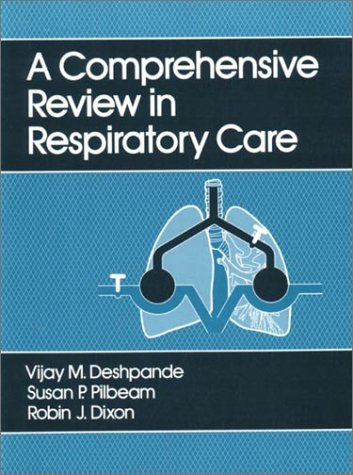 9780838512951: Comprehensive Review In Respiratory Care