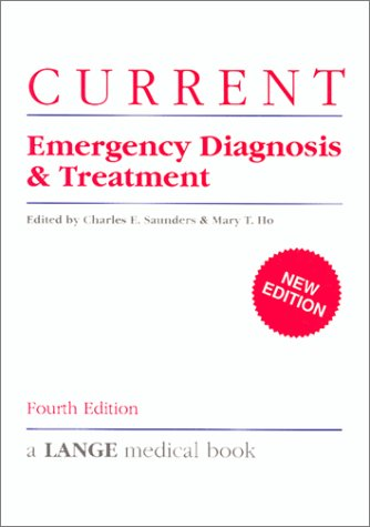 9780838513477: Current Emergency Diagnosis & Treatment