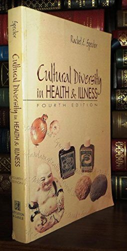 9780838513972: Cultural Diversity in Health and Illness