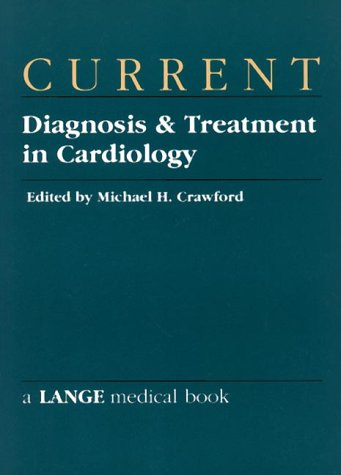 9780838514443: Current Diagnosis and Treatment in Cardiology (1st ed)