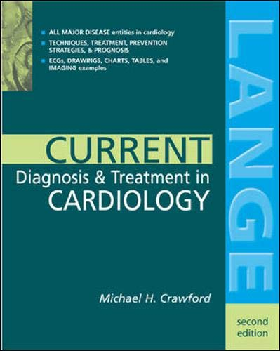 9780838514733: Current Diagnosis & Treatment in Cardiology