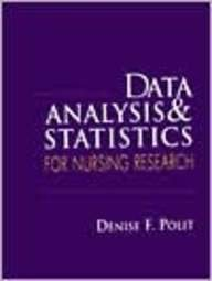 9780838515143: Supplement: Data Analysis and Statistics for Nursing Research Value Pack - Data Analysis and Statistics for Nursing Research 1/E