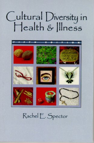 9780838515365: Cultural Diversity in Health and Illness