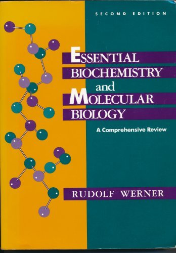 9780838522653: Essential Biochemistry and Molecular Biology: A Comprehensive Review