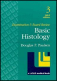 9780838522820: Basic Histology: Examination and Board Review (Lange Medical Books)