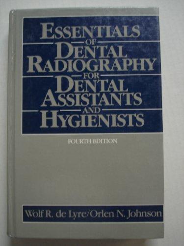 Essentials Dental Radiography: JOHNSON, DELYRE