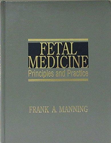 9780838525722: Fetal Medicine: Principles and Practice