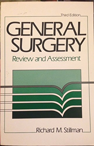 9780838531112: General Surgery: Review and Assessment