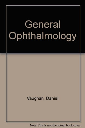 9780838531150: General Ophthalmology (Vaughan & Asbury's General Ophthalmology)