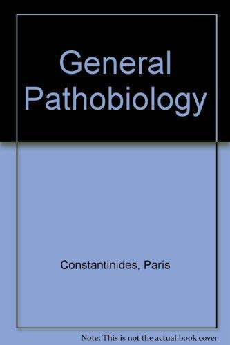 9780838531198: General Pathobiology