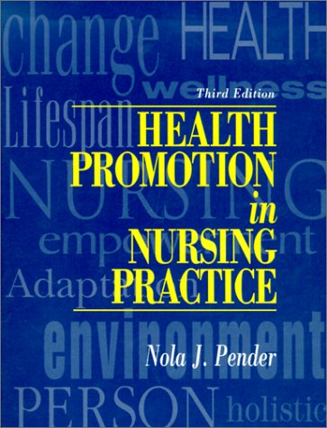 9780838536599: Health Promotion in Nursing Practice