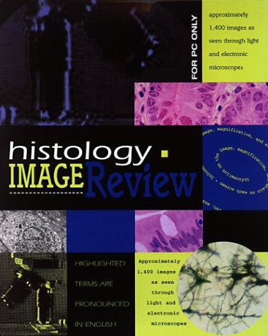 9780838537480: Histology Image Review CD-ROM