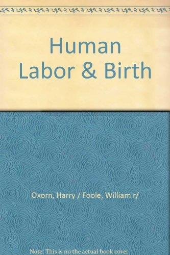 9780838539385: Human Labour and Birth