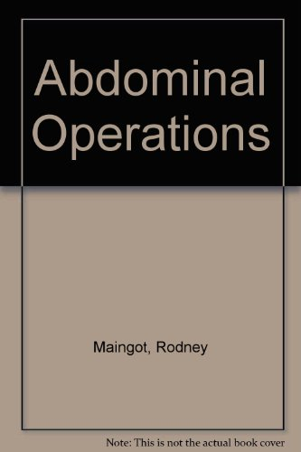 9780838561003: Abdominal Operations