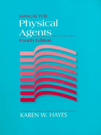 9780838561430: Manual for Physical Agents