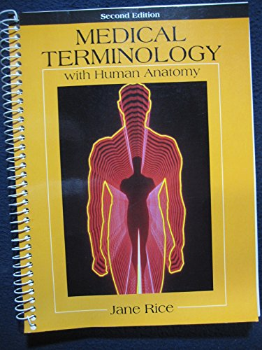 9780838562031: Medical Terminology with Human Anatomy (Allied Health)