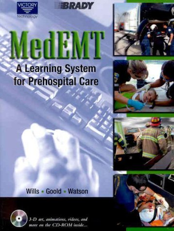 9780838563694: MedEMT: A Learning System for Prehospital Care